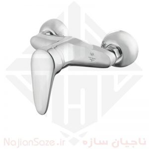 شیر توالت ایران نوید مدل ابریشم