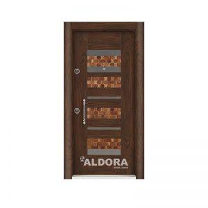 درب ضد سرقت آلدورادور مدل سوپر برجسته لوکس کد s314